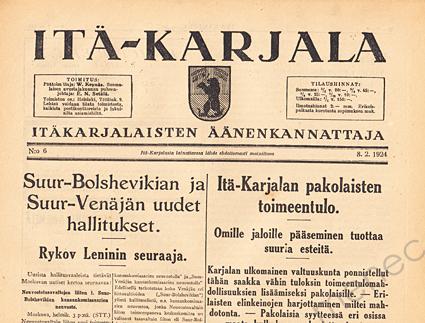 Itä Karjala