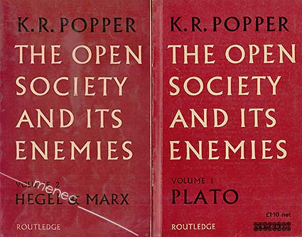 Popper, Karl R. - Open Society and its Enemies