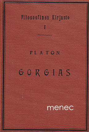 Platon - Gorgias