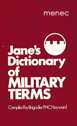 Jane's Dictionary of Military Terms