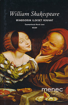 Shakespeare, William - Windsorin iloiset rouvat