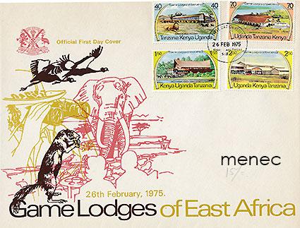 FDC, Kenia Uganda Tansania, Game Lodges of East Africa
