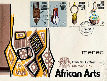 FDC, Kenia Uganda Tansania, African Arts
