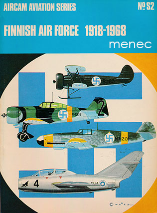 Shores, Christopher F. - Finnish Air Force 1918-1968