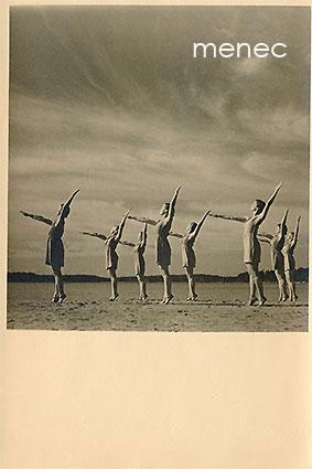 Elli Björkstens elever 1937