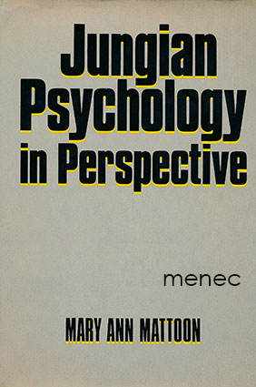 Mattoon, Mary Ann - Jungian Psychology in Perpective