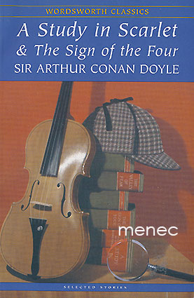 Doyle, Arthur Conan - Study in Scarlet & The Sign of the Four