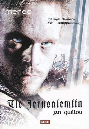 Guillou, Jan - Tie Jerusalemiin