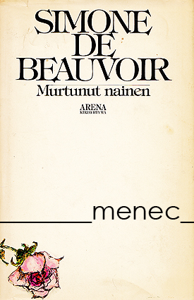 Beauvoir, Simone de - Murtunut nainen