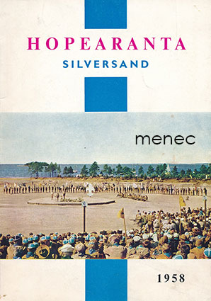 Hopearanta 1958