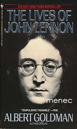 Goldman, Albert - Lives of John Lennon