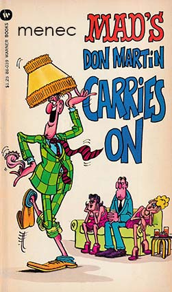 Martin, Don - Mad's Don Martin Carries On