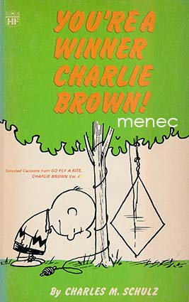 Schulz, Charles M. - You're a Winner Charlie Brown!