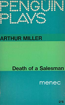 an analysis of death of a salesman a play by arthur miller as a tragedy Death of a salesman as a play about american tragedy arthur miller's death of a salesman is set against post war america the play examines the assumptions which ultimately led willy and his family to their state of desperation.
