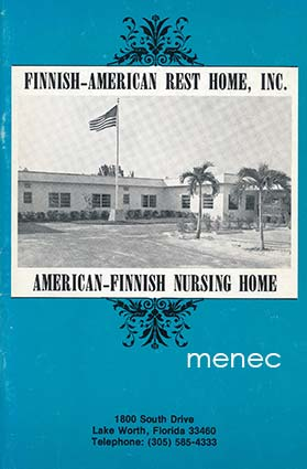 Finnish-American Rest Home, Inc