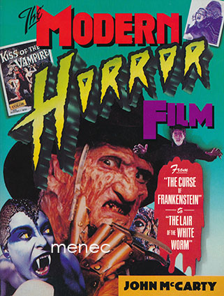 McCarty, John - Modern Horror Film