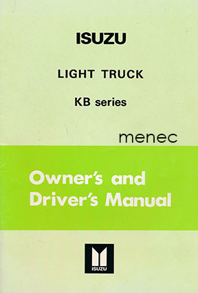 Isuzu Light Truck KB series