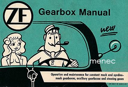 ZF Gearbox Manual