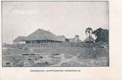 Ondanguan lähetysasema Ambomaalla