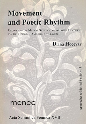 Hočevar, Drina - Movement and Poetic Rhythm