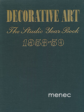 Decorative Art. Volume 48. 1958-59