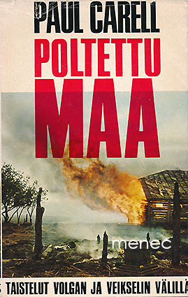 Carell, Paul - Poltettu maa