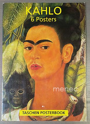 Kahlo. 6 Posters