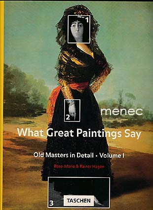 Hagen, Rose-Marie & Hagen, Rainer - What Great Paintins Say