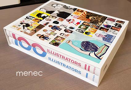 100 Illustrators. 1-2