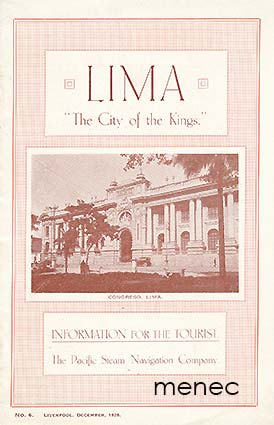 Lima. The City of the Kings