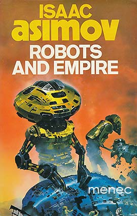 Asimov, Isaac - Robots and Empire