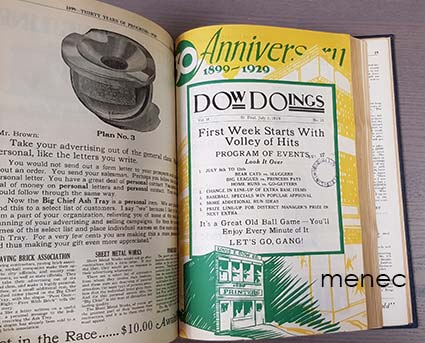 Dow Doings 1929/7-31 [25 vol.]