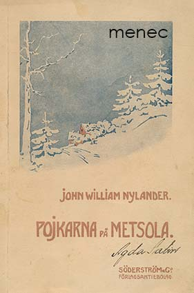 Nylander, John William - Pojkarne i Metsola