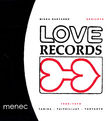 Rantanen, Miska - Love Records 1966-1979