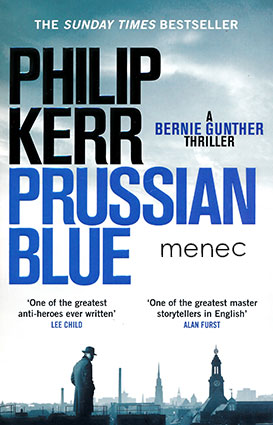 Kerr, Philip - Prussian Blue
