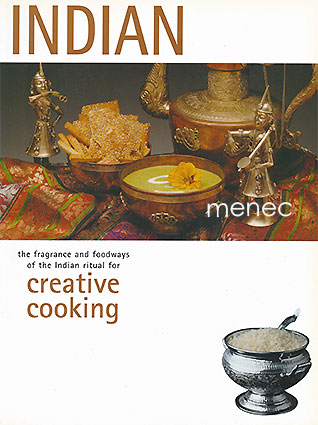 Indian creative cooking