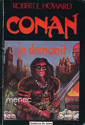 Howard, Robert E. - Conan ja demonit