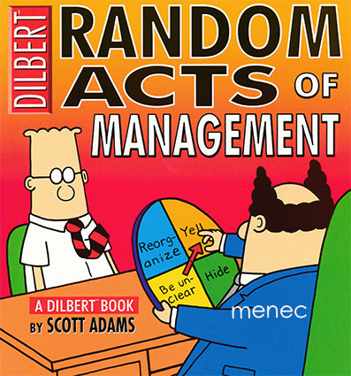 Adams, Scott - Dilbert. Random Acts of Management