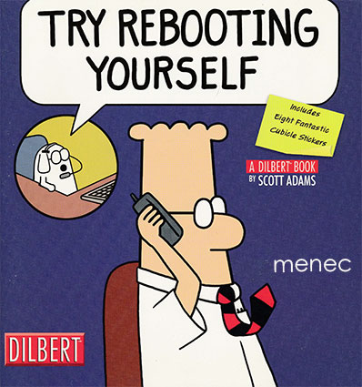 Adams, Scott - Try Rebooting Yourself