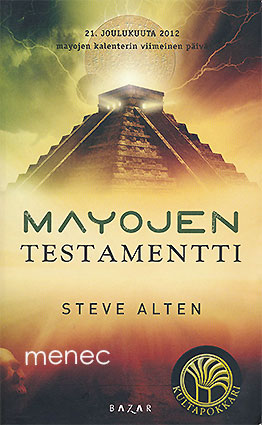 Alten, Jim - Mayojen testamentti
