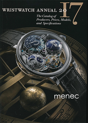 Braun, Peter - Wristwatch Annual 2017