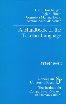 Handbook of the Tokelau Language