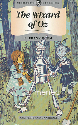 Baum, L. Frank - Wizard of Oz