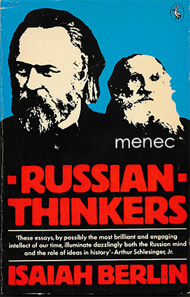Berlin, Isaiah - Russian Thinkers