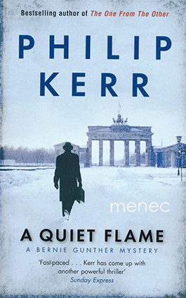 Kerr, Philip - Quiet Flame