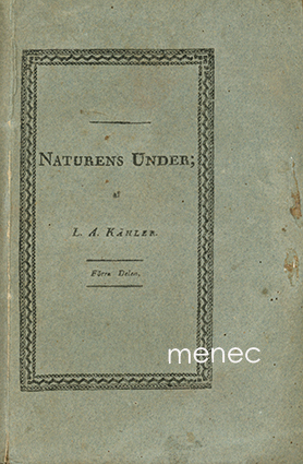 Kähler, Ludwig August - Naturens under. 1