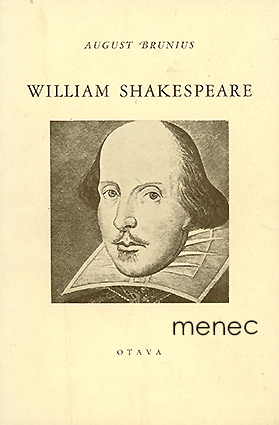 Brunius, August - William Shakespeare