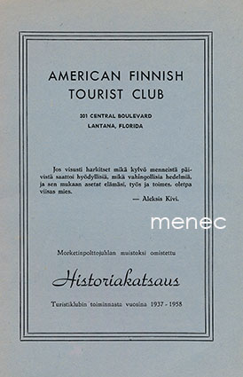 American Finnish Tourist Club