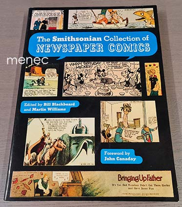 Smithsonian Collection of Newspaper Comics