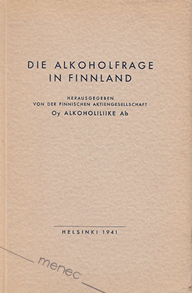 Alkoholfrage in Finnland
